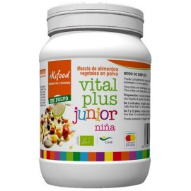 ki food Vital plus JUNIOR - niña 1 kg