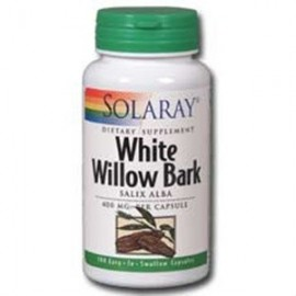 WHITE WILOW BARK (SAUCE) - 100 CAP