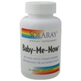 BABY ME NOW  PRE-NATAL MULTI - 150 TABLETAS